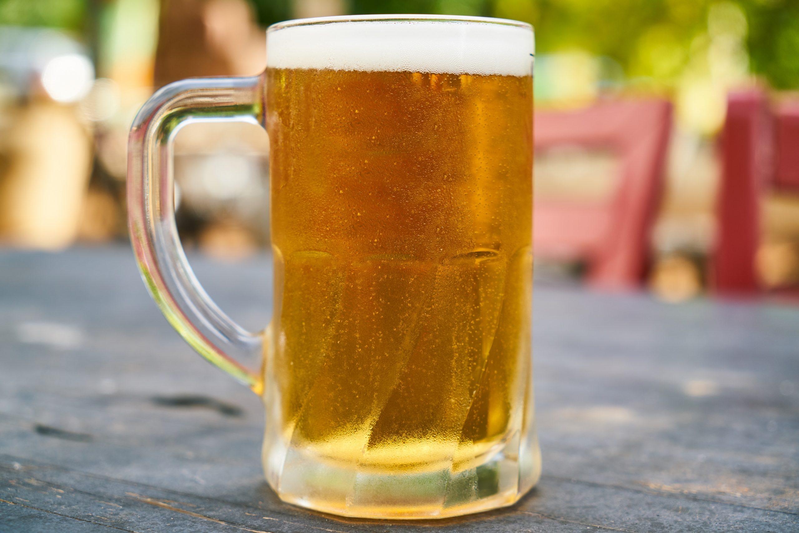 antal sockerbitar i en öl